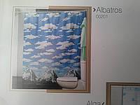 Шторка,занавеска в ванную комнату Miranda(Albatros)