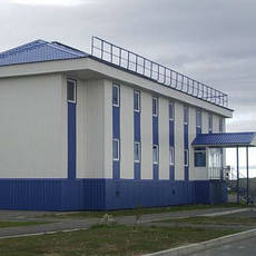 Виробничі та нежитлові будівлі