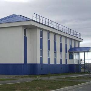 производственные и нежилые здания