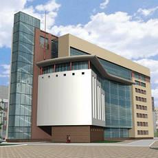 Торгові будівлі та споруди