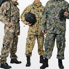Одяг для полювання та риболовлі