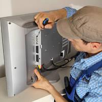 Установка и ремонт телевизоров и медиапроигрывателей