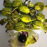 """Шоколадні цукерки, Варення"""" агрус фабрика Шоколадний Кутюр'є, фото 3"""