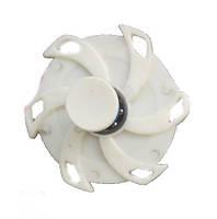 Игрушка антистресс спиннер обычный Springing Top белый