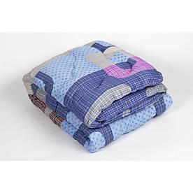 Одеяло Iris Home - Life Collection Quatro 140*205 полуторное