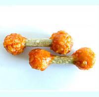 Вкусняшки 100 г Сушені гантельки з курятиною