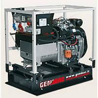 Трехфазный дизельный генератор Genmac Combiplus 13100LE (15,4 кВа)