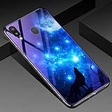 TPU+Glass чехол Fantasy с глянцевыми торцами для Samsung Galaxy M20, фото 2