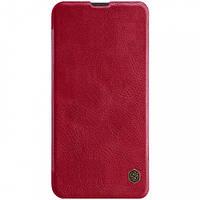 Кожаный чехол (книжка) Nillkin Qin Series для Samsung Galaxy A10 (A105F), фото 1