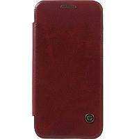 Кожаный чехол книжка G-Case Vintage Business Series для Samsung Galaxy A20 / A30