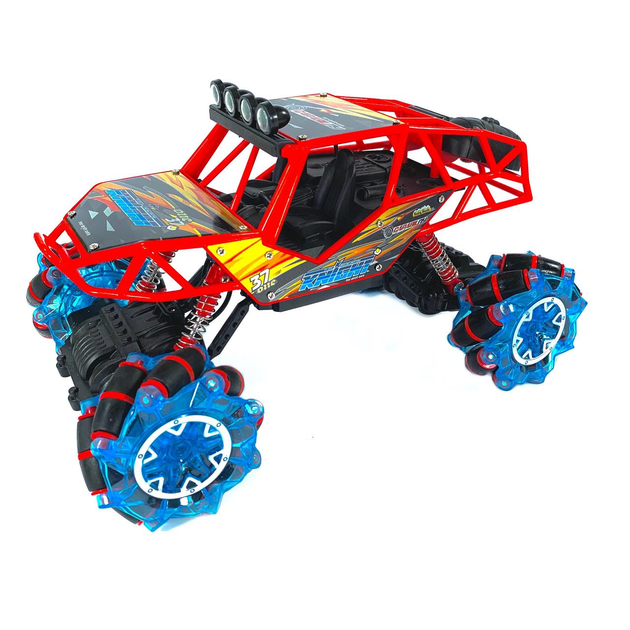 Джип на роликовых колёсах ZG-C 1431