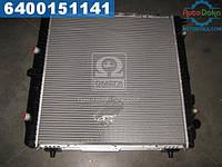 ⭐⭐⭐⭐⭐ Радиатор охлаждения МЕРСЕДЕС GW-CLASS W 463 (89-) (производство  Nissens) МЕРСЕДЕС,Г-КЛAСС, 62599A