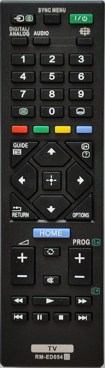 Пульт для телевизора SONY. Модель RM-ED054