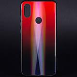 TPU+Glass чехол Gradient Aurora для Xiaomi Mi 6X / Mi A2, фото 2