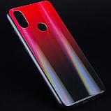 TPU+Glass чехол Gradient Aurora для Xiaomi Mi 6X / Mi A2, фото 4