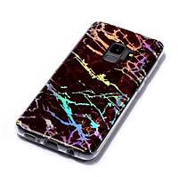 TPU чехол Marble Series для Samsung Galaxy S9