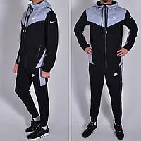 Остались размеры: 48/50. Мужской спортивный костюм Nike (Найк) | трикотаж, двухнитка