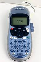 Электронный ленточный принтер этикеток LetraTag DYMO уценка 3