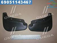 ⭐⭐⭐⭐⭐ Брызговики передние ДЖИЛИ Emgrand EC-7, сед. 2011-> 2 шт.(стандарт)(про-во NOVLINE)  NLF.75.05.F10