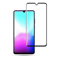 Защитное цветное 3D стекло Mocolo для Huawei Mate 20, фото 1