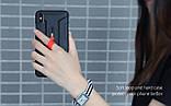 """Пластиковая накладка Nillkin Grip для Apple iPhone XS Max (6.5""""), фото 4"""