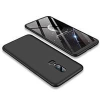 Пластиковая накладка GKK LikGus 360 градусов для OnePlus 6T