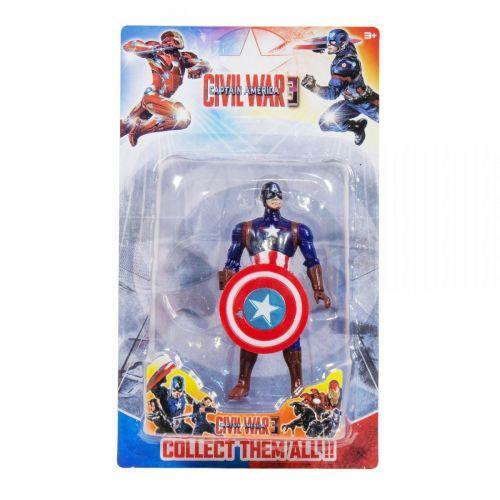 "Фигурка - супергерой ""Мстители: Капитан Америка"" 61811"