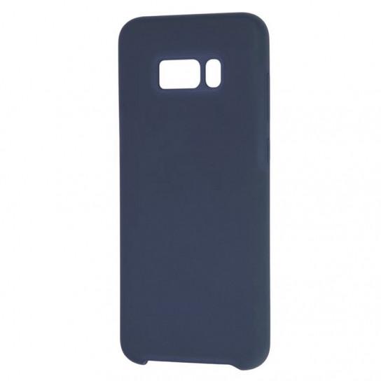 Силиконовый чехол Soft cover для Samsung G955 Galaxy S8 Plus