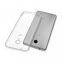 TPU чехол iPaky Clear Series (+стекло) для Xiaomi Redmi 5 Plus / Redmi Note 5 (SC), фото 1