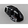 Беспроводная компьютерная мышка Zornwee CH001 Чёрная, фото 2