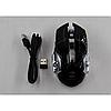 Беспроводная компьютерная мышка Zornwee CH001 Чёрная, фото 3