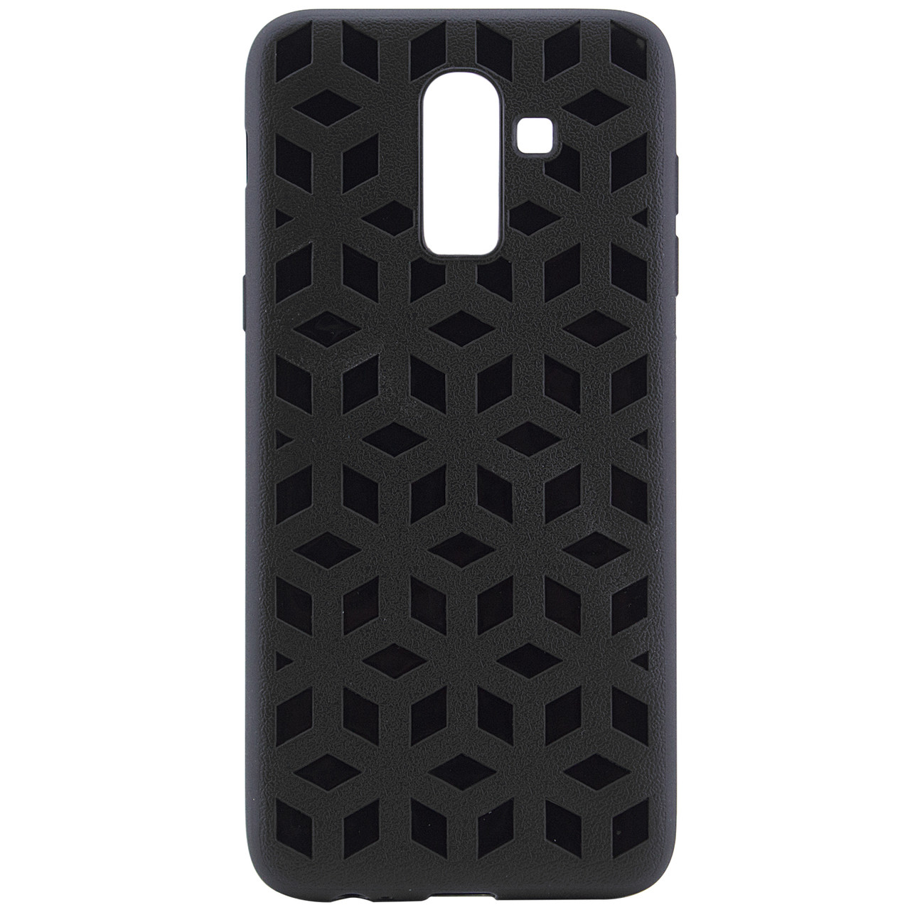 TPU чехол Cube для Samsung Galaxy J8 (2018)
