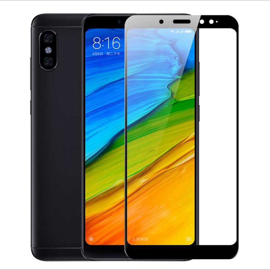 Защитное цветное 3D стекло Mocolo для Xiaomi Mi 8 SE