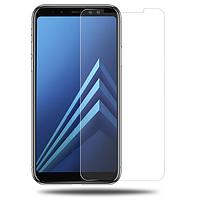 Защитное стекло Ultra Tempered Glass 0.33mm (H+) для Samsung Galaxy A6 Plus (2018) (в упаковке)