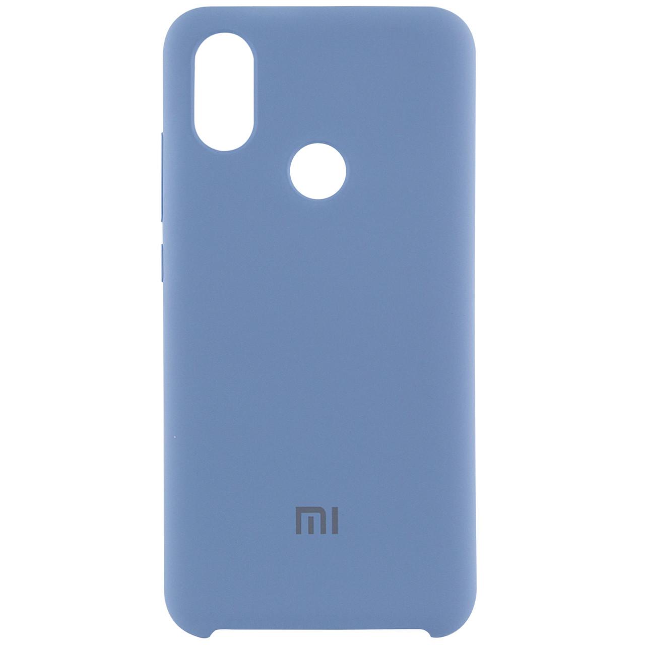 Чехол Silicone case для Xiaomi Mi 6X / Mi A2