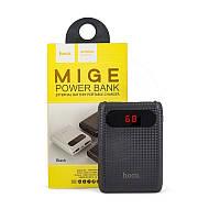 ORIGINAL PowerBank HOCO B20 Mige LCD 10000mAh (Black) - ГАРАНТИЯ 6 мес!