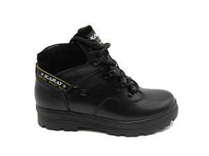 Черевики * підліткові KARAT 19-02 К1 чорний *23670