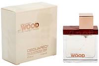 Женская парфюмированная вода Dsquared2 She Wood Velvet Forest Wood