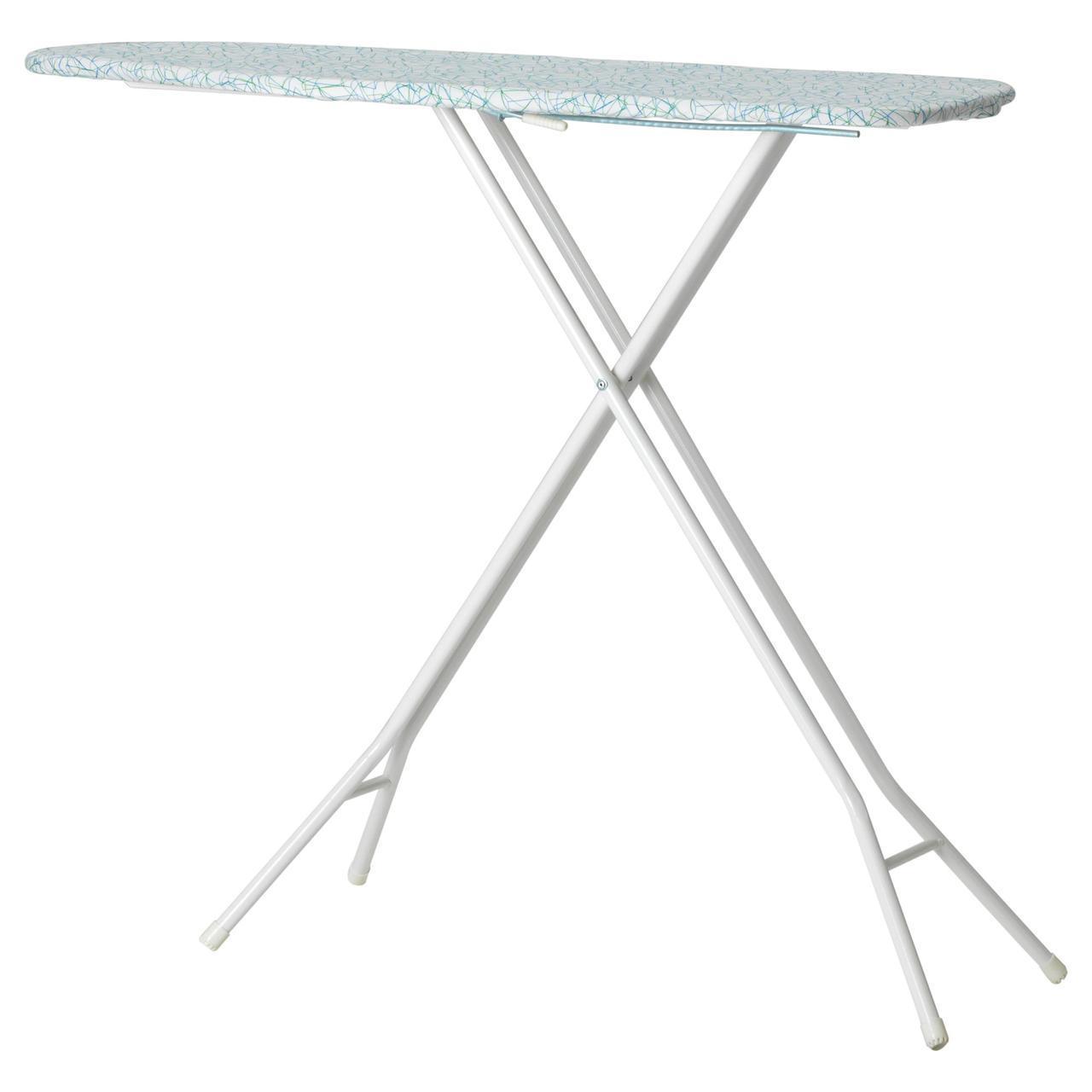 IKEA RUTER (301.189.70) Гладильная доска, белая, 108x33 см