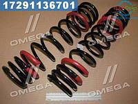 ⭐⭐⭐⭐⭐ Пружина подвески ВАЗ 2110,2112 переменный шаг  задняя в коробке (к-т 2 шт.) (про-во Фобос)  2112-2912712