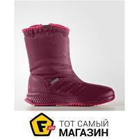 Adidas Сапоги RapidaSnow K BY2604 4UK,mystery ruby f17 / mystery ruby f17 / energy pink f17 (BY2604)