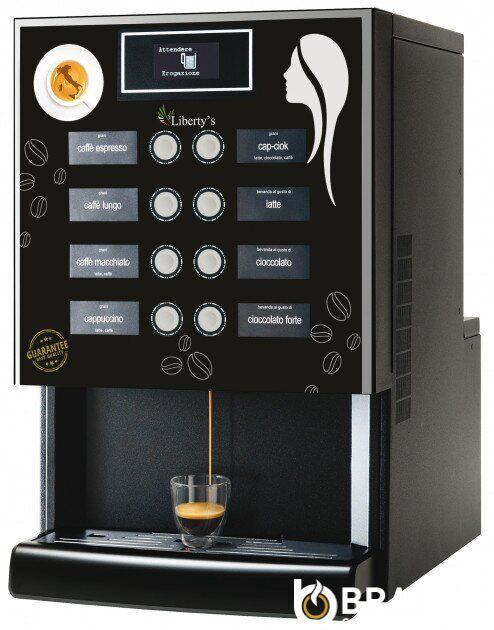 Кофемашина Liberty's Iperautomatica