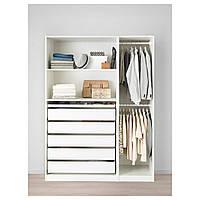 IKEA PAX (892.278.73) Шкаф/гардероб, белый