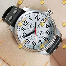Часы Amber Silver/White