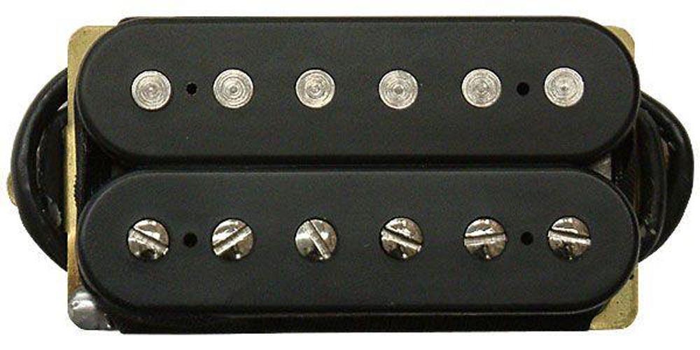 Звукосниматель для гитары DIMARZIO DP160FBK NORTON F-SPACED (BLACK)