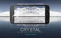 Защитная пленка Nillkin Crystal для Motorola Moto G4 Play