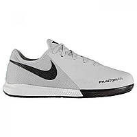 Бутсы Nike Phantom Vision Academy Grey/Crimson - Оригинал