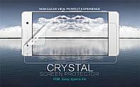 Защитная пленка Nillkin Crystal для Sony Xperia XA / XA Dual