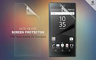 Защитная пленка Nillkin для Sony Xperia Z5 Compact