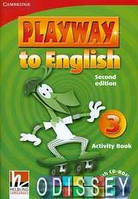 Playway to English 3. Second edition. Activity Book with CD-ROM